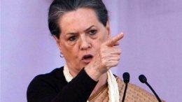 Sonia Gandhi Freedom of Expression