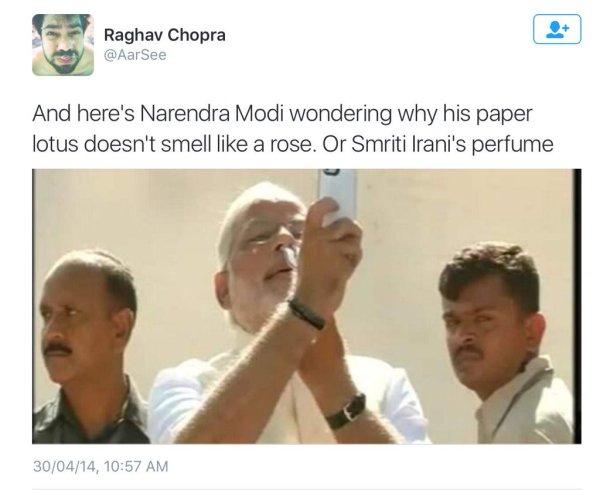 Raghav Chopra History 1