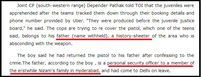 Kuldeep Thakur Uber Driver Murder