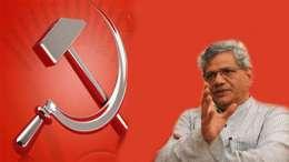 Tripura Communists Yechury