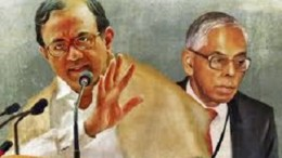 MK Narayanan and P Chidambaram - treason