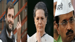 New brand of netas Congress' Hypocrisy