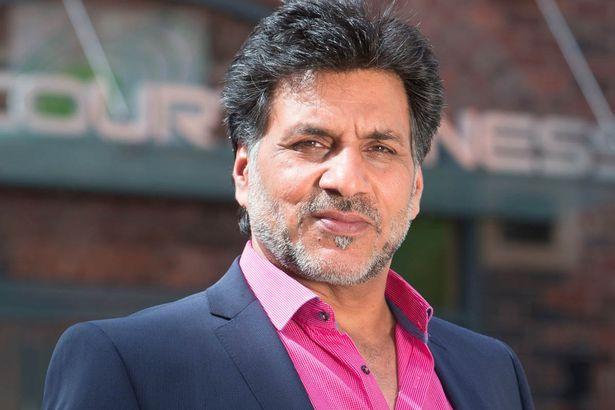 Marc Anwar Pakistani Actor