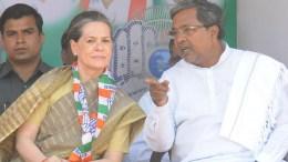 Congress Corruption Karnataka CM Lingayats Division