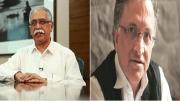 Ashok Chowgule and Ramachandra Guha