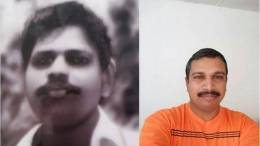 RSS martyr's son
