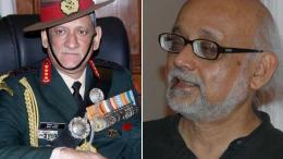 Partha Chatterjee abuses General Rawat