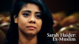 Sarah Haider ex-Muslim Islamic identity