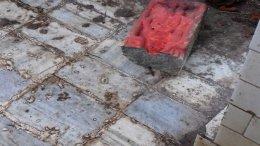 Hazaribagh temple desecration