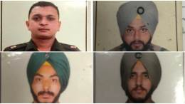 Soldiers Killed by Pakistan