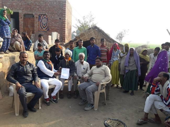 Dalit Family