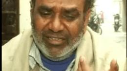 Ankit Saxena father