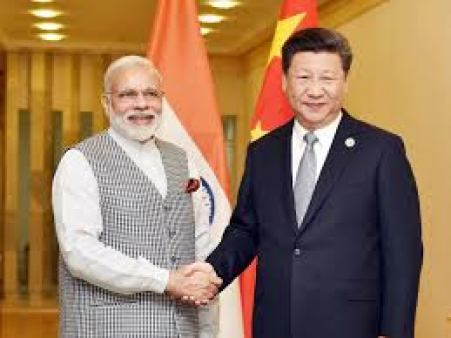 Bharat China relations