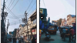 Overhead Power Cables Removed in Varanasi