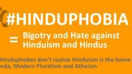 Derogatory Remark Against Hindu Dharma