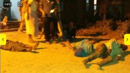 Muslim Mob Attacks Dalit Colony
