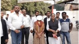 Muslim Woman Adopts Hindu Dharma