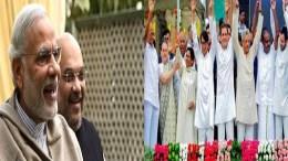 narendra-modi-congress-bjp Mahabharata of 2019