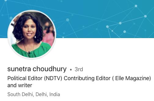 Sunetra Choudhary
