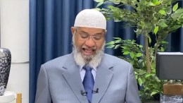 Zakir Naik speech