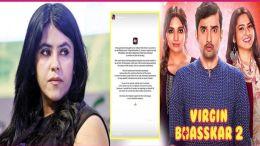 Ekta Kapoor's web series