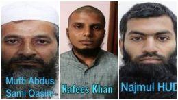 15 radical islamists