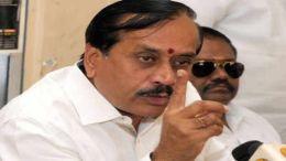 BJP leader H Raja