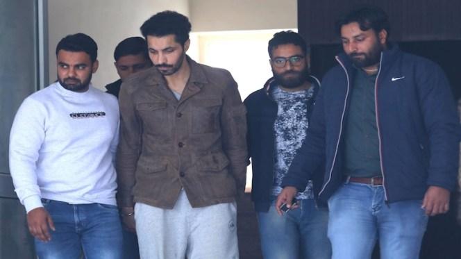Deep Sidhu arrested