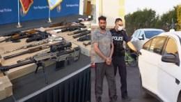 Indo-Canadian Drug Racket