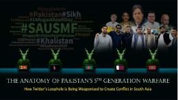 Pakistan 5th generation warfare