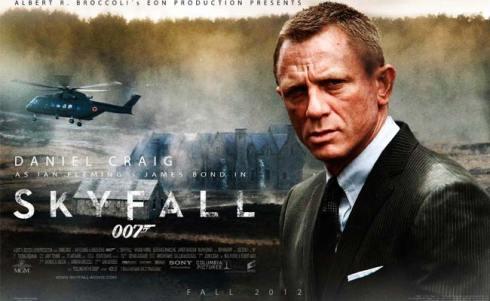poster film skyfall