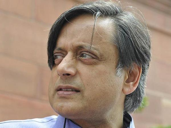 A cow is safer in India than a Muslim, says Shashi Tharoor ...