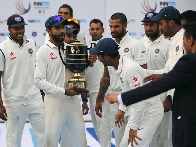 India Wins Second Test Against South Africa