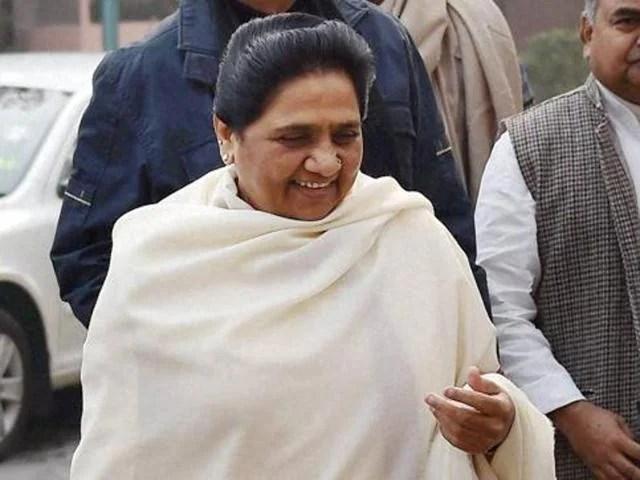 Mayawati cancels Delhi trip - Daily Political News - tnilive - telugu political news