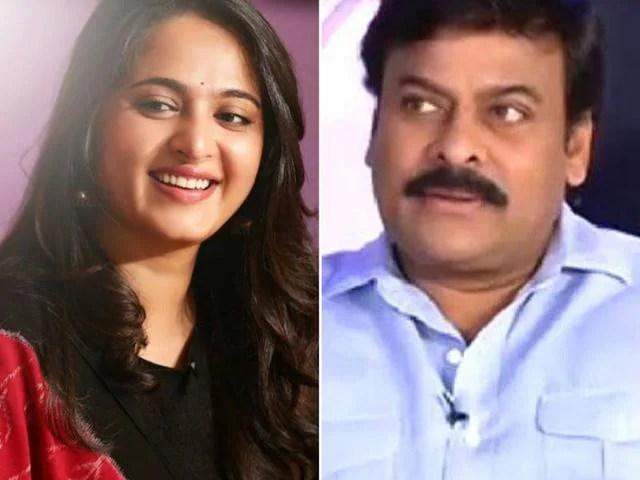 Anushka Shares Screen With Megastar In Syeraa Narasimha Reddy