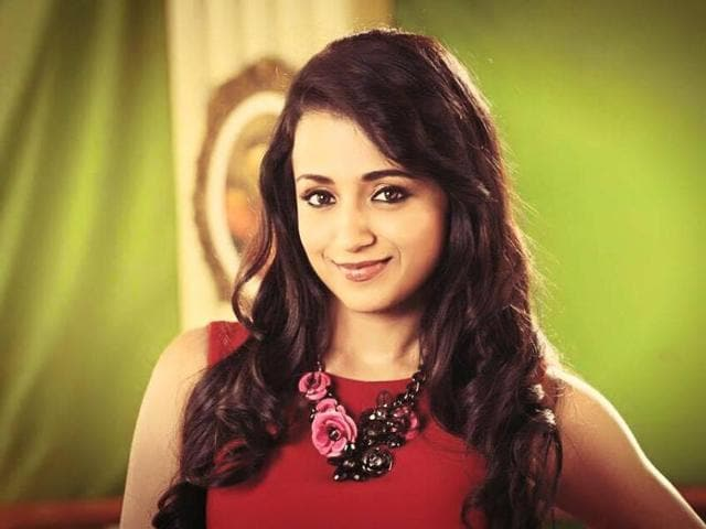 trisha to get married