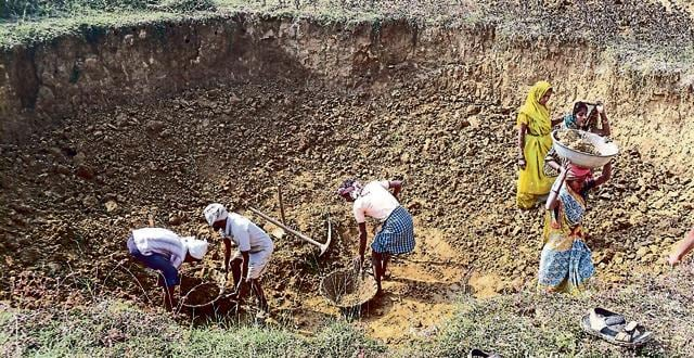 Image result for farmer and aadhar