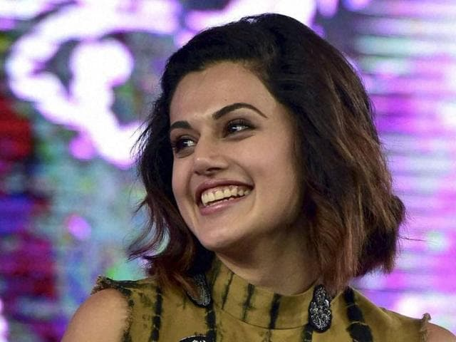 Tapsee new movie shooting terminated