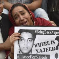 JNU probe finds ABVP member guilty of assaulting missing student Najeeb
