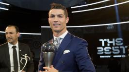 Image result for Ronaldo wins Portuguese player of the year award
