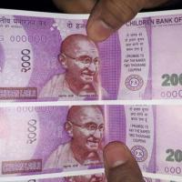 Fake Rs 2000 notes of 'Children Bank of India' dispensed from SBI ATM in Delhi