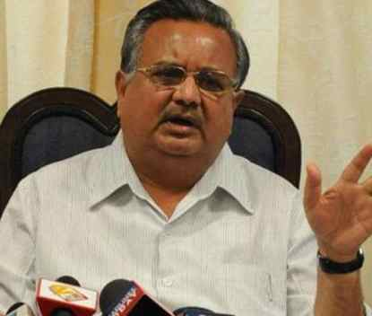 Image result for Chhattisgarh Chief Minister Raman Singh