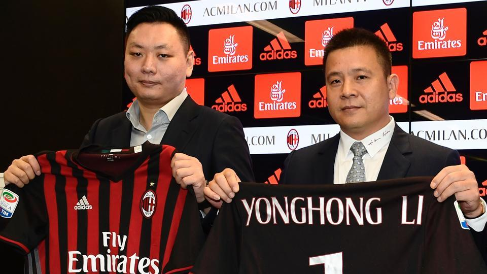 Image result for milan new owners