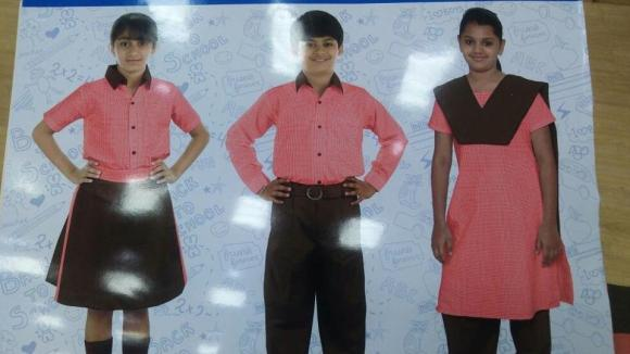 Now, government school students to don new red & brown ...