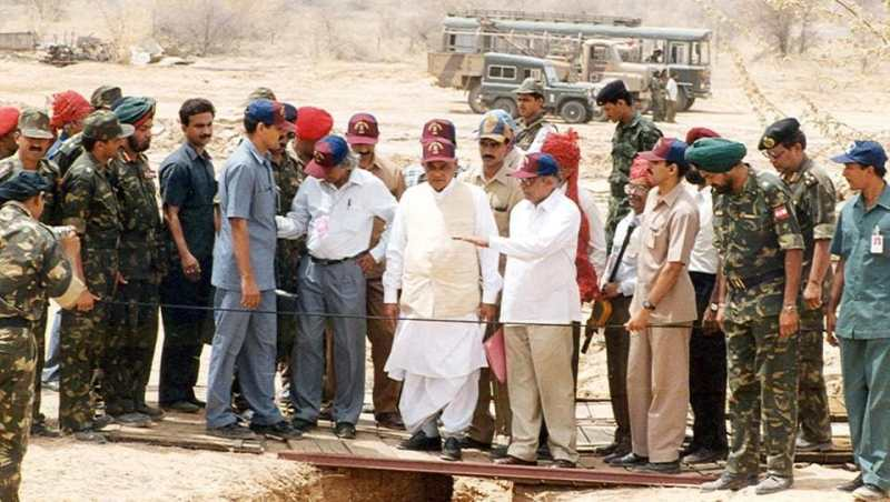 Image result for atal bihari pokhran