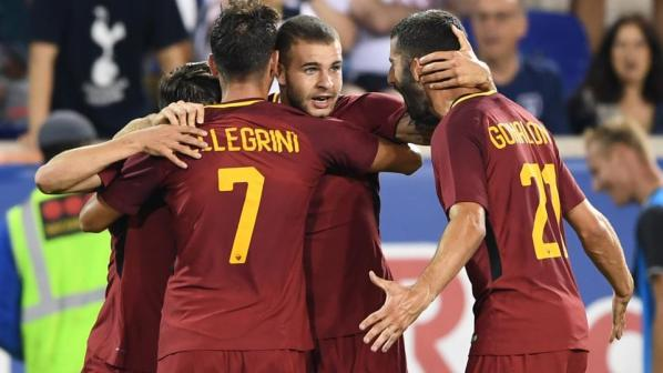 ICC : AS Roma Tottemham