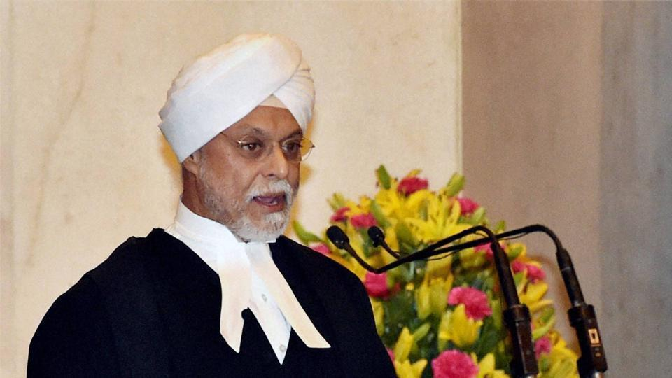 Chief Justice of India JS Khehar.