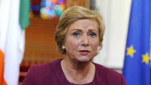 Irish deputy prime minister agrees to resign, easing ...