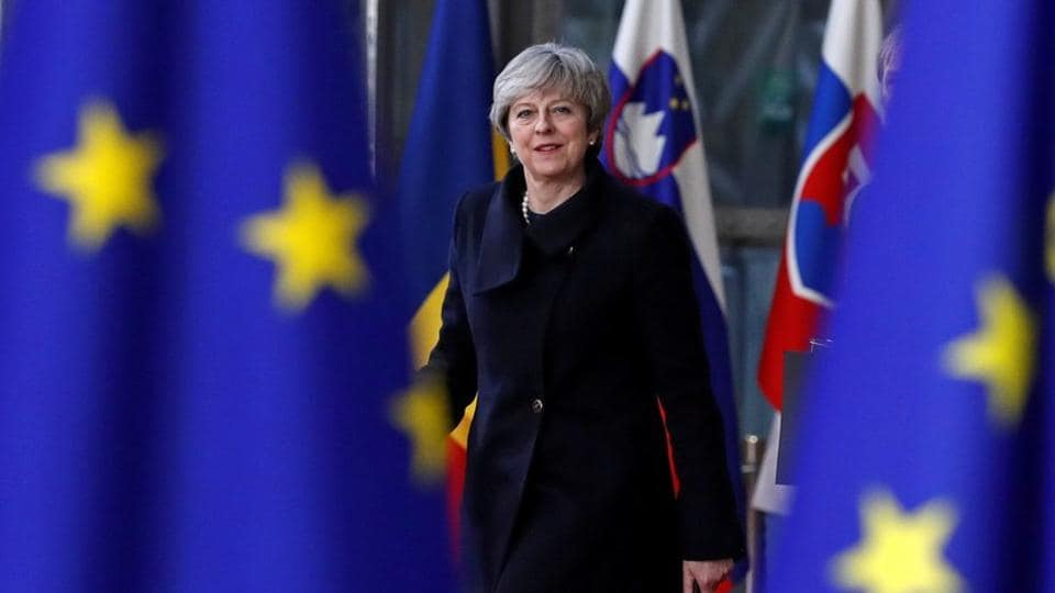 Image result for Brexit: Theresa May to discuss end deal with ministers