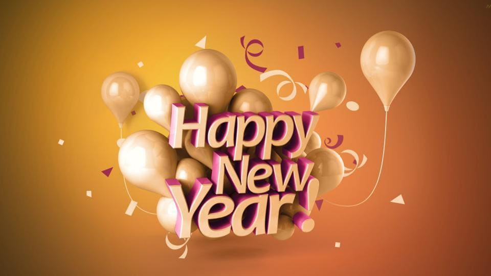 Happy New Year 2018  Best quotes  SMSes  wishes to share on WhatsApp     Happy New Year Happy New Year 2018 New year wishes